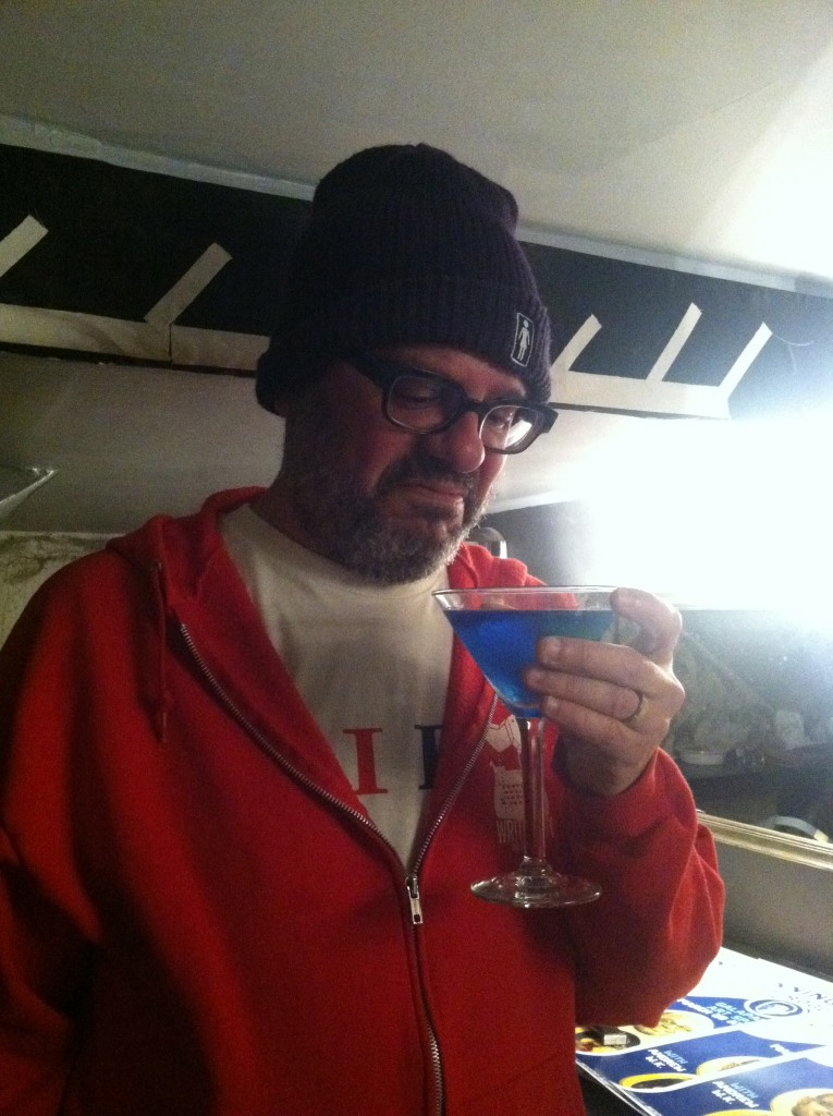 David Cross Never Nude-Tini