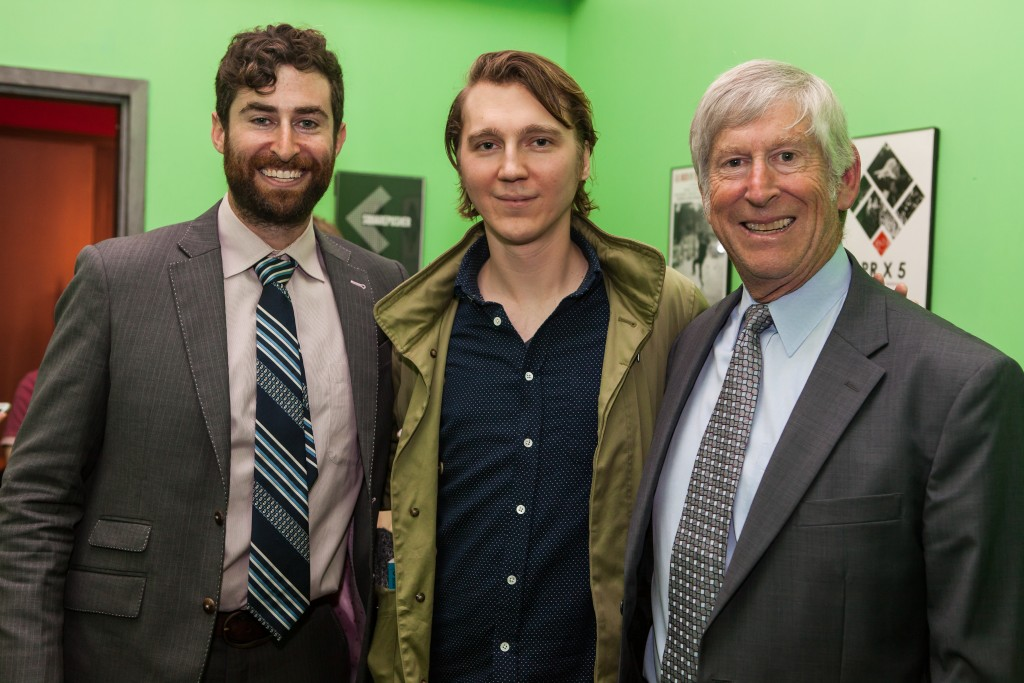 PUT IT IN THE BOOKS — Show 8.04 with Paul Dano