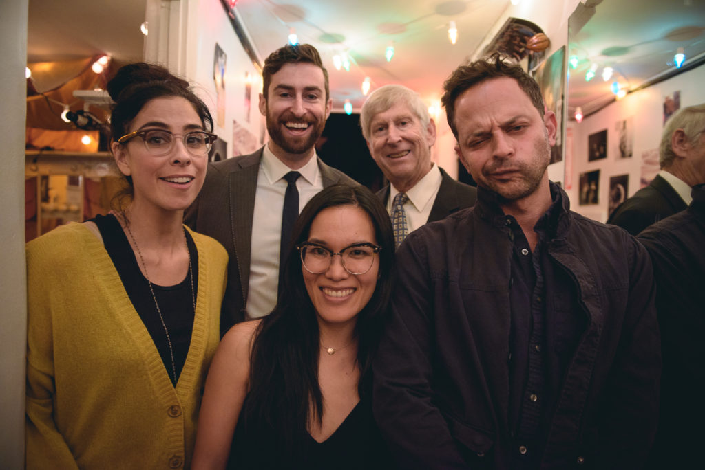 PUT IT IN THE BOOKS: Show 11.04 with Sarah Silverman & Nick Kroll!